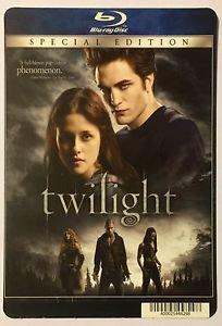 Twilight Special Edition Blu-Ray Blockbuster Artwork Display Card