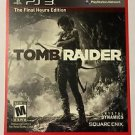 Playstation 3 Tomb Raider Blockbuster Artwork Display Card
