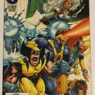 X-Men #50 (Mar 1996, Marvel) American Entertainment Variant Cover NM Condition