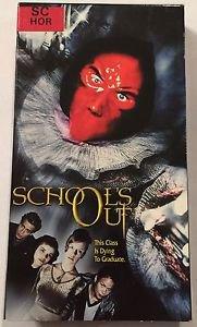 Fangoria Presents School's Out (VHS, 2000) Horror
