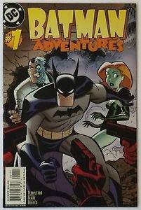 Batman Adventures #1 (Jun 2003, DC) NM Condition