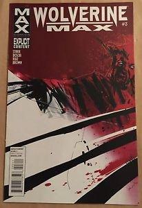 Wolverine Max #3 (March 2013, Marvel)