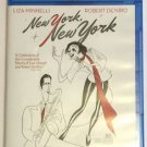 New York, New York (Blu-ray Disc, 2011) Robert De Niro  Liza Minnelli