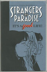 Strangers In Paradise Volume 3 It's A Good Life (Abstract Studio) TPB