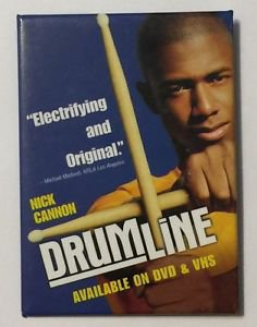 Drumline Pinback Button DVD VHS Promo Nick Cannon
