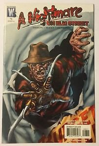 A Nightmare On Elm Street #8 (Wildstorm/DC) VF/NM Condition Slasher Horror Comic
