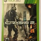 Xbox 360 Crysis 2 Blockbuster Artwork Display Card