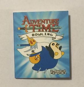 Adventure Time Bowling Miniature Book