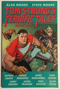 Tom Strong's Terrific Tales Book 1 (Aug 2005, DC) TPB Graphic Novel Alan Moore