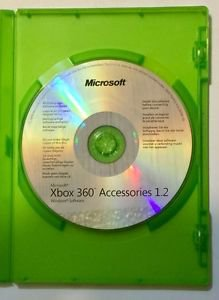 Microsoft Xbox 360 Accessories 1.2 Disc