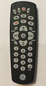 GE WD-1232C Remote Control Controller