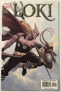 Loki #2 (Sep 2004, Marvel) Rodi & Ribic