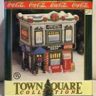 Coca-Cola Town Square Collection Drescher's Antiquities & Barber Shop Coke