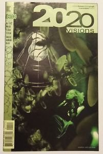 2020 Visions #11 (Mar 1998, DC/Vertigo) FN Condition