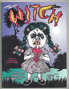 Lorna Miller's Witch (Slave Labor Graphics) Graphic Novel
