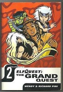Elfquest The Grand Quest Volume 2 (DC Comics) Digest TPB Graphic Novel
