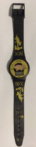 Dinotopia Bix Black Digital Wrist Watch