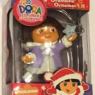 Dora The Explorer Christmas Ornament 2007 Catching A Star Nick Jr