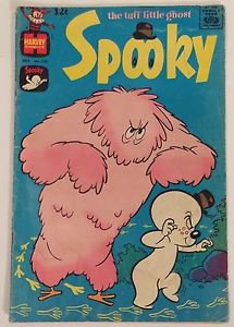 Spooky #100 (Oct 1967, Harvey Comics) GD Condition