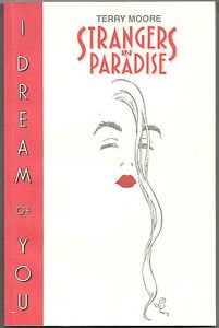 Strangers in Paradise I Dream of You (Abstract Studio) TPB Graphic Novel