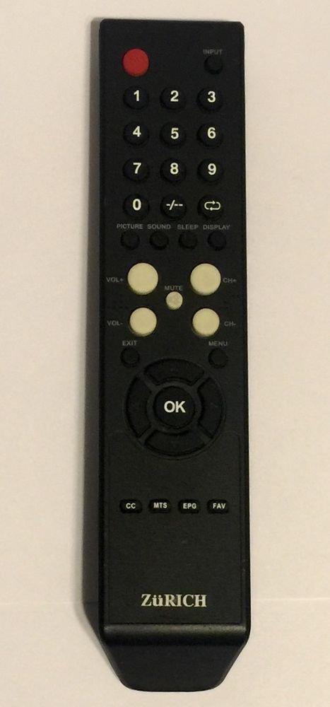 Zurich Remote Control Controller