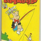 Riquinho #115 1977 Brazilian Richie Rich Edition Fishing With a Flying Hat Cover