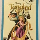 Nintendo Wii Disney Tangled Blockbuster Artwork Display Card
