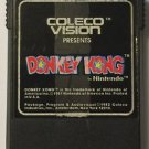 Donkey Kong (Colecovision, 1982) Black Cartridge