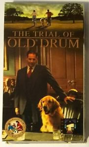 The Trial of Old Drum (VHS, 2000) Ron Perlman  Randy Travis  Scott Bakula