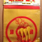 Casper The Friendly Ghost Ja-RU Dart Game New in Package 1988