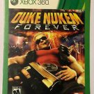 Xbox 360 Duke Nukem Forever Blockbuster Artwork Display Card