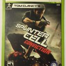 Xbox 360 Splinter Cell Conviction Blockbuster Artwork Display Card