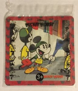 Mickey Mouse Subway Puzzle 2015 Brand New Sealed Walt Disney