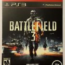 Playstation 3 Battlefield 3 Blockbuster Artwork Display Card