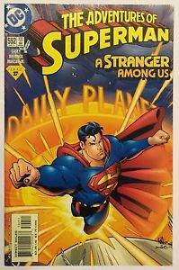 Adventures of Superman #592 (Jul 2001, DC) VF/NM Condition