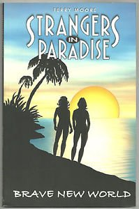 Strangers In Paradise (Abstract Studio) Volume 11 Brave New World TPB