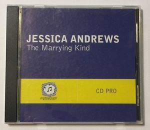 Jessica Andrews The Marrying King CD Pro Dreamworks Records