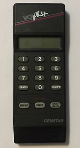 Gemstar VIP-18 VCR Plus Remote Control Controller