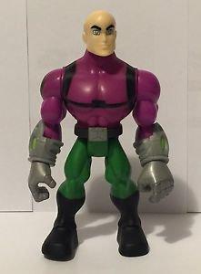 Super Friends Lex Luthor Mattel Action Figure 6 Inches
