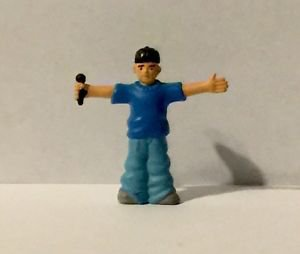 Hommies Juice Action Figure With Microphone