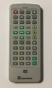 Cyberhome RMC-300Z DVD Remote Control Controller