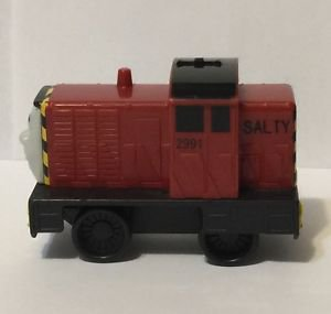Thomas The Train And Friends Salty 2012 Plastic Figure Mattel