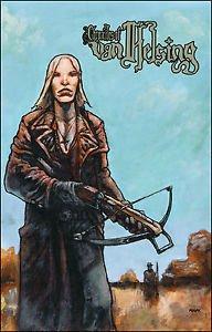 Chronicles of Van Helsing Robert Van Helsing 11x17 Poster Darkslinger Comics