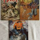 The Fantastic World of Arik Khan Complete 3 Issue Series 1 2 3