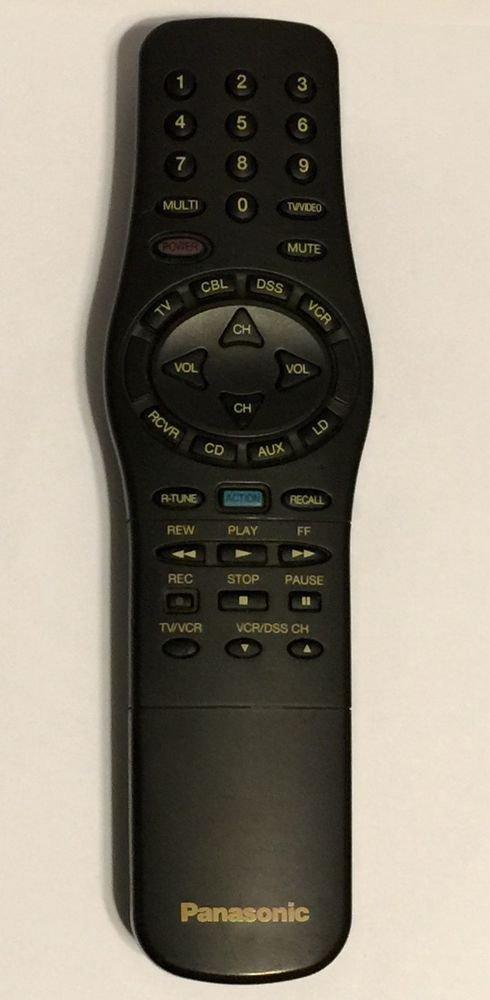 Panasonic  TNQ2AE001 Remote Control Controller