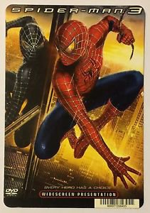 Spider-man 3 Blockbuster Artwork Display Card