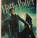 Harry Potter and The Half-Blood Prince Blu-Ray Blockbuster Artwork Display Card