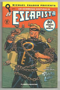 The Escapist Spanish Edition El Escapista #1 (Dark Horse/Planeta DeAgostini)
