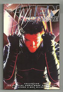 X-MEN The Movie TPB Lot of 4 X Wolverine Magneto Rogue Variant Covers