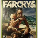 Xbox 360 Farcry 3 Blockbuster Artwork Display Card